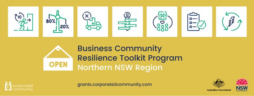 business community resilience toolkit program